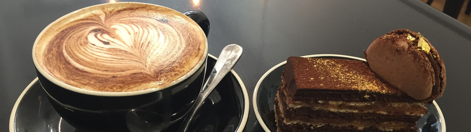 Coffees, Teas & Cakes